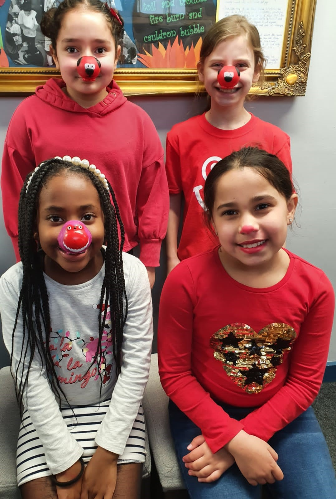 Red Nose Day 2021 | Riverley Primary School